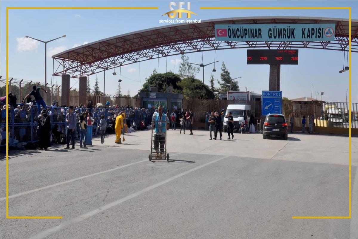 إدارة-معبر-باب-السلامة-ومعبر-جرابلس-تحددان-المدة-النهائية-لعودة-السوريين-من-إجازة-العيد