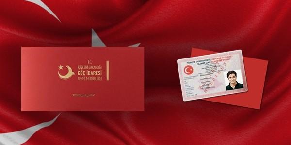 تصريح الإقامة في تركيا